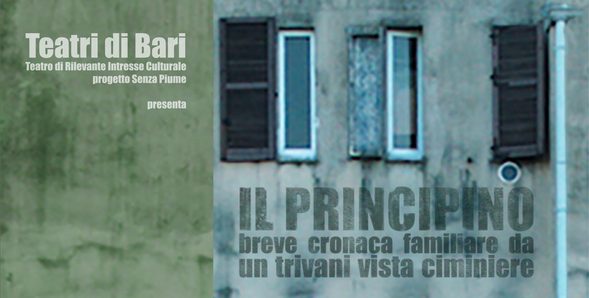 La Credenza Bari : Il principino teatri di bari archive