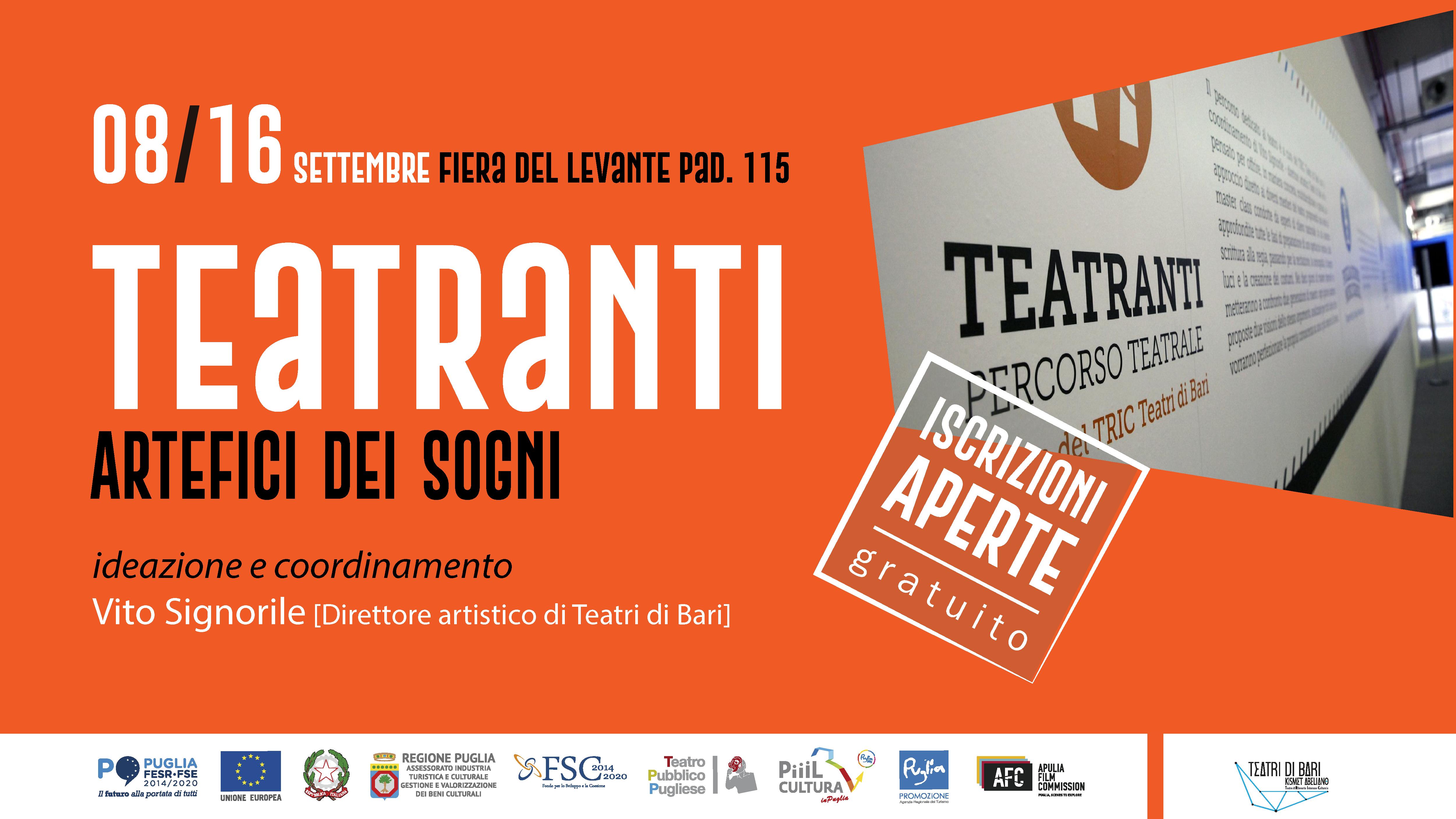 Teatranti Teatri Di Bari Blog Archive Teatri Di Bari
