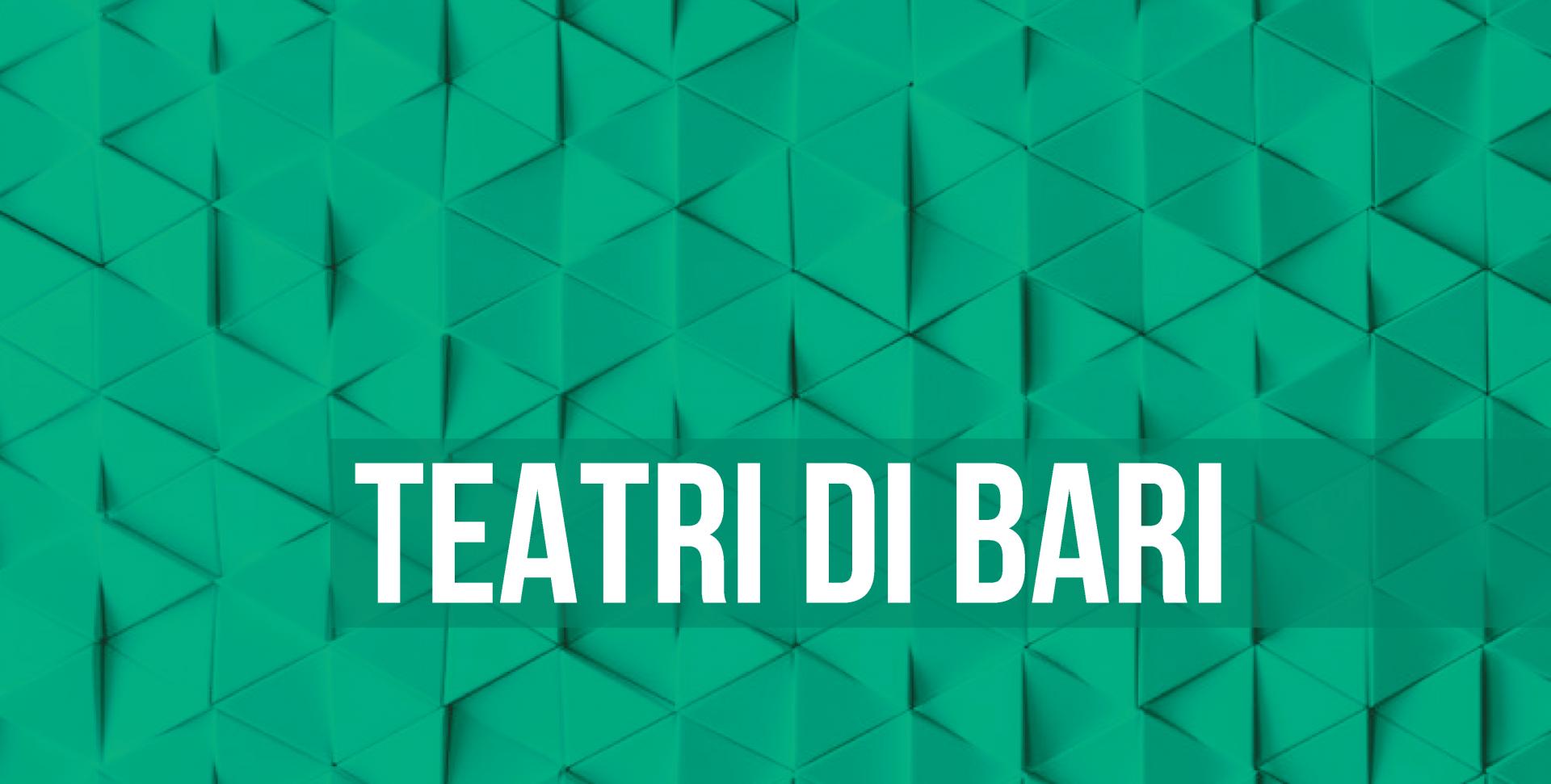 Teatri di Bari generica